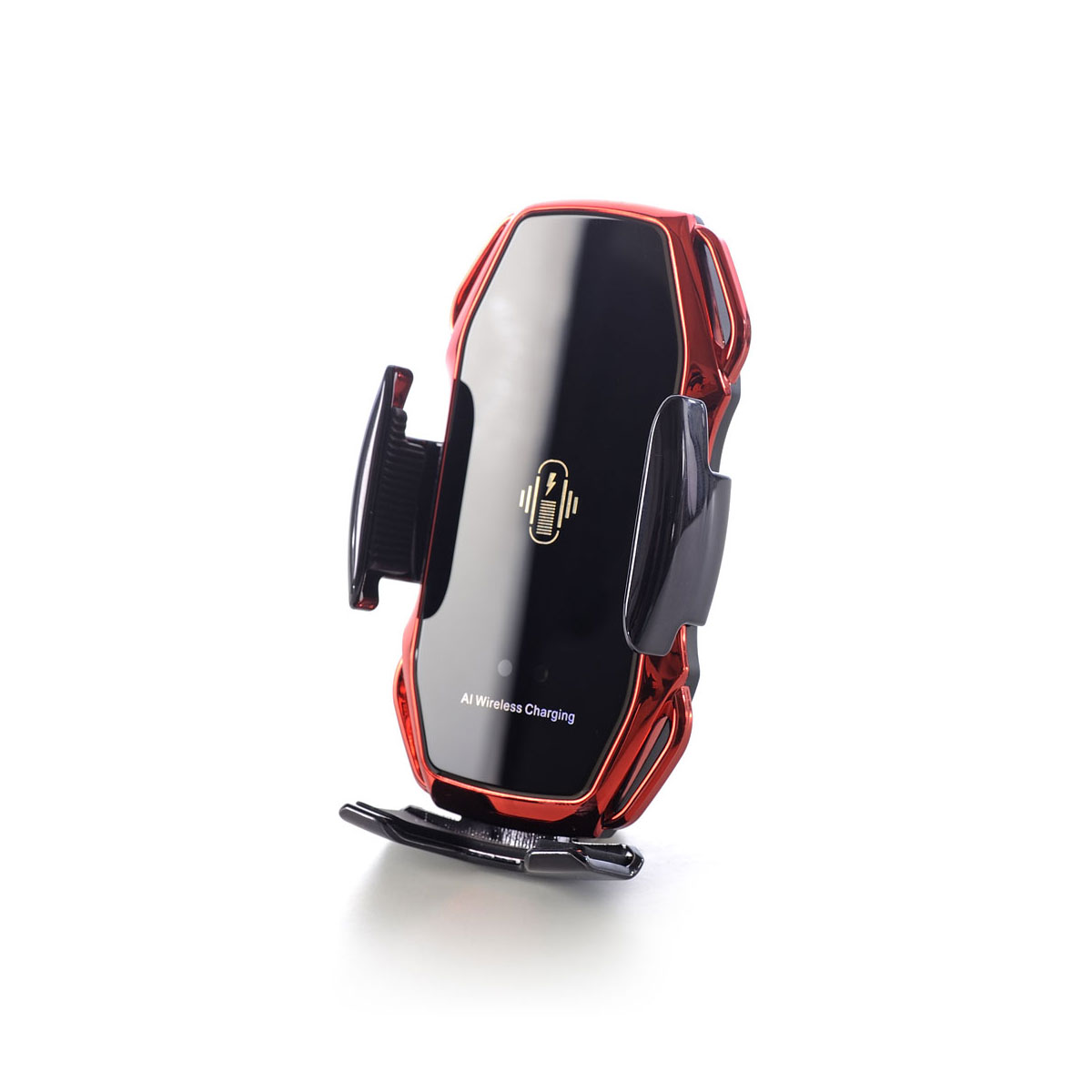 Image of   Universal bilholder med trådløs Qi opladning