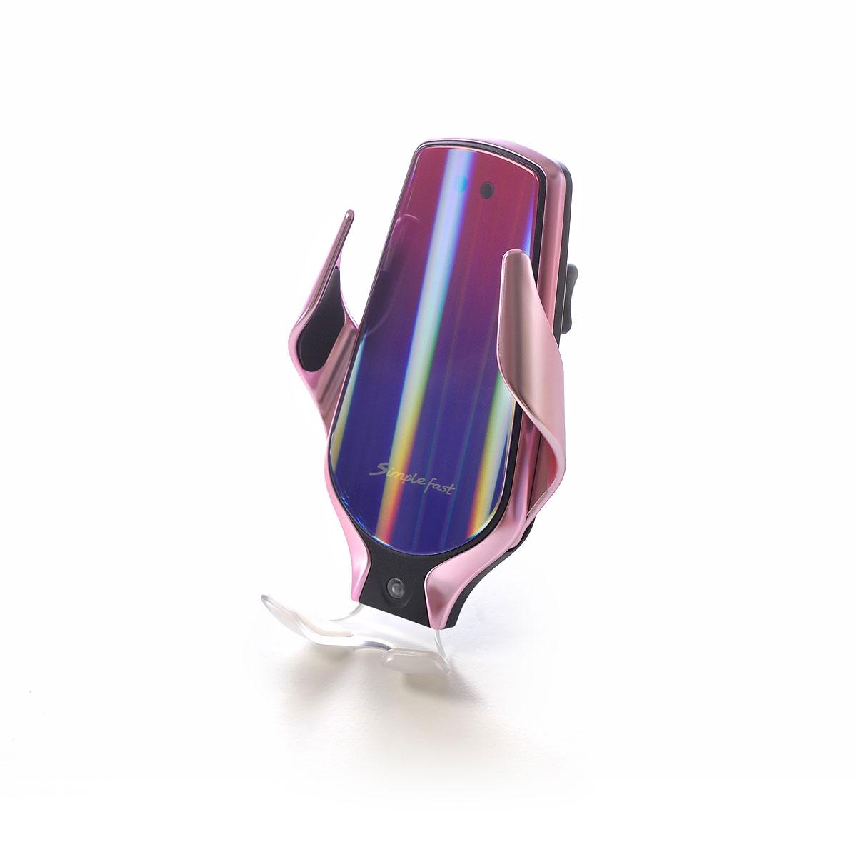 Image of   Smartphoneholder med trådløs Qi opladning
